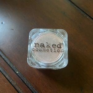 Naked cosmetics naturally nude mica pigment